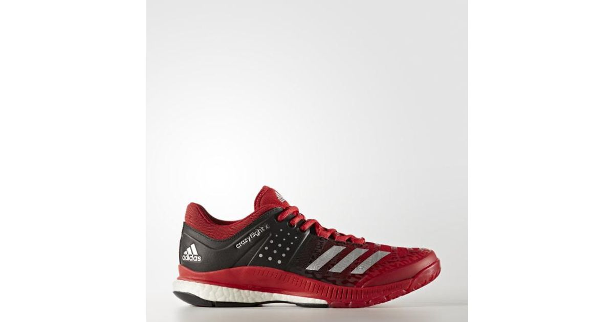 c3863b2a0f956 Lyst - adidas Crazyflight X Shoes in Black for Men