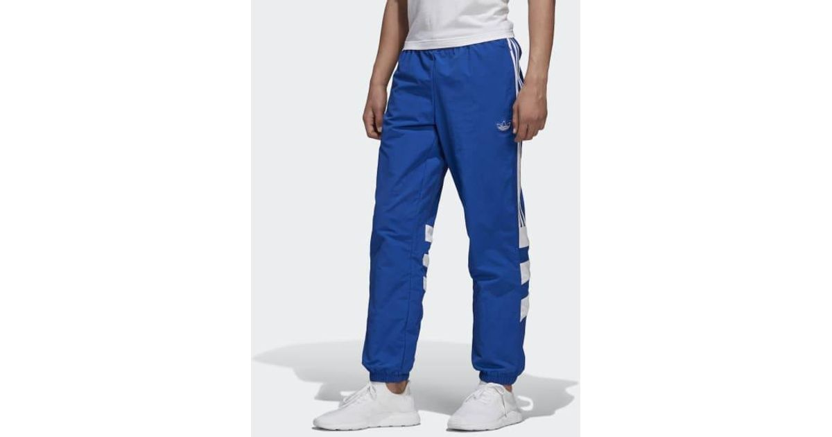 Adidas Blue Balanta 96 Track Pants for men