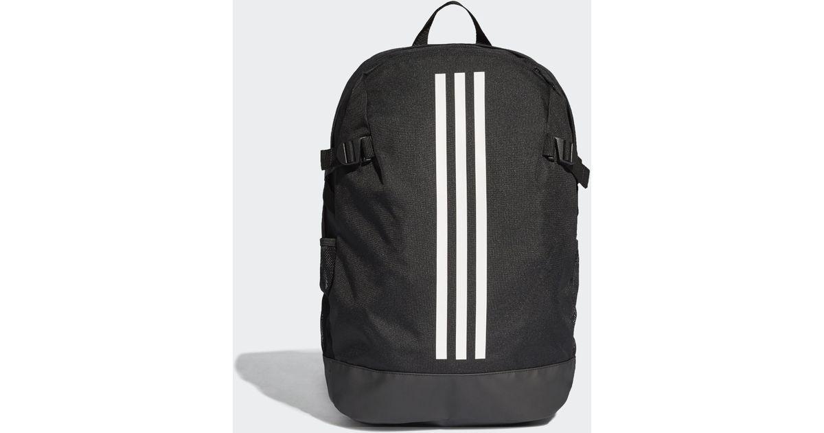 b68ff22436c5c adidas Power 4 Loadspring Backpack in Black - Lyst