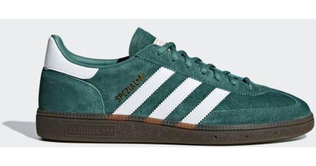 adidas Handball Spezial Shoes in Green