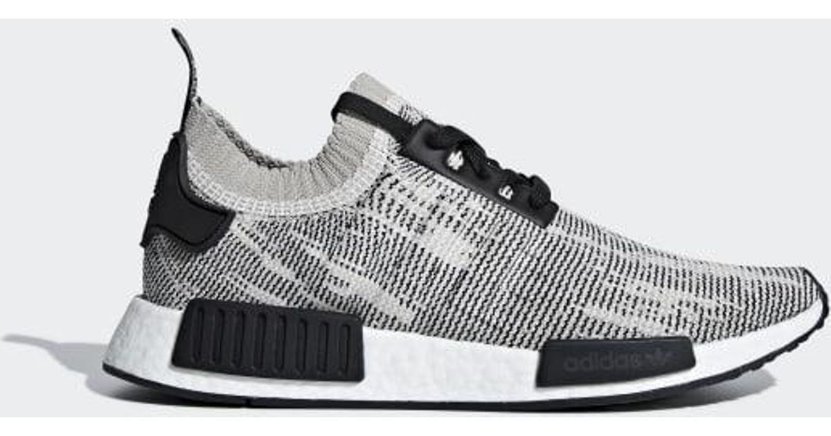 adidas Lace Nmd_r1 Primeknit Shoes in