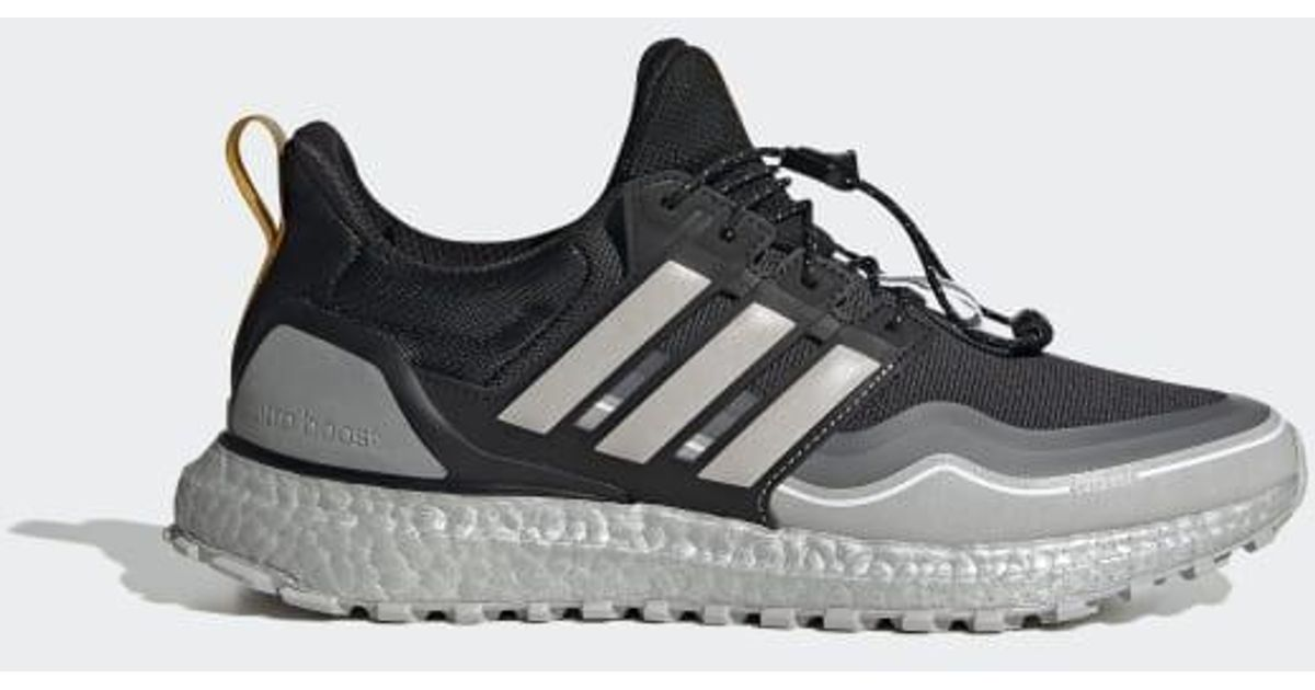 Adidas Black Ultraboost Winter.rdy Dna Shoes