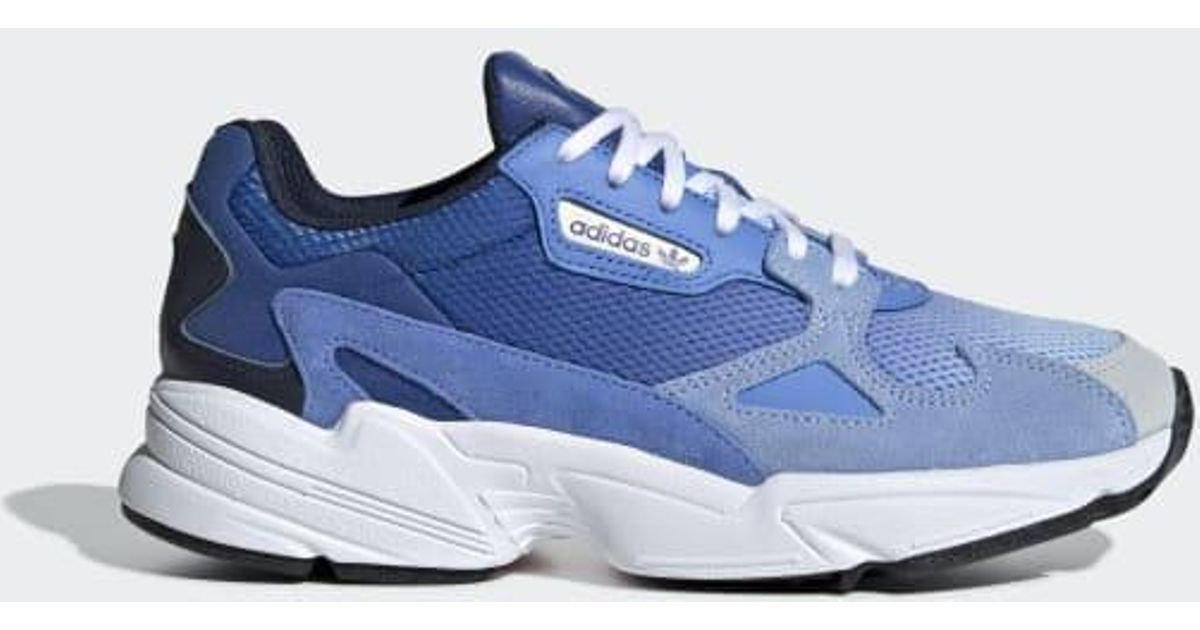 adidas Falcon Shoes in Blue - Lyst
