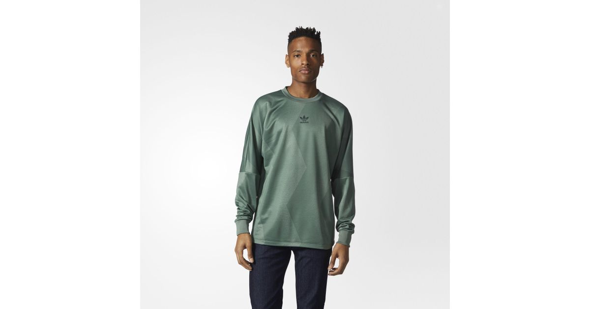 adidas Synthetic Eqt Goalie Jersey in