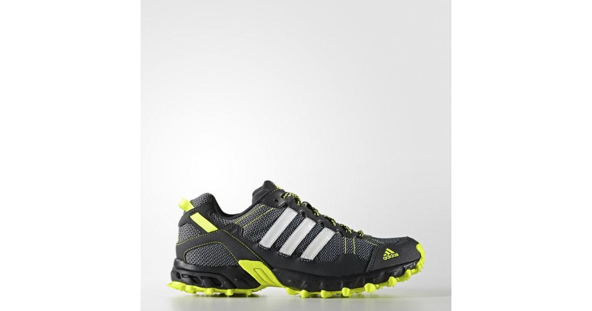 e9891438a Lyst - Adidas Rockadia Trail Shoes in Gray for Men