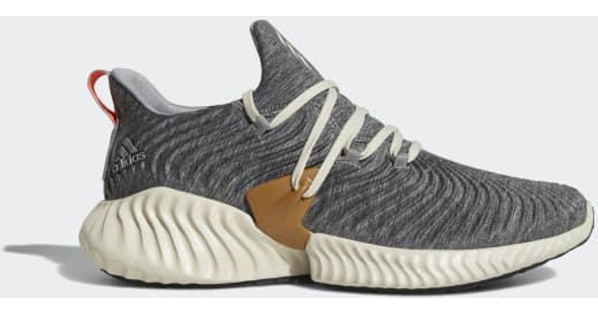 d3d71db3b Lyst - adidas Alphabounce Instinct Shoes in Gray for Men
