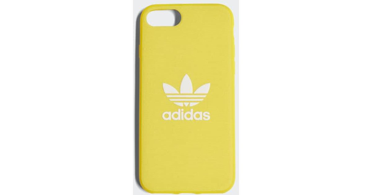 iphone case 8 yellow