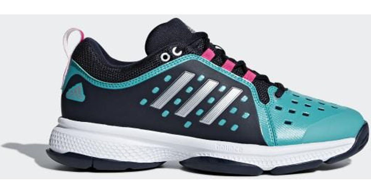 4df452311 Lyst - adidas Barricade Classic Bounce Shoes in Blue for Men