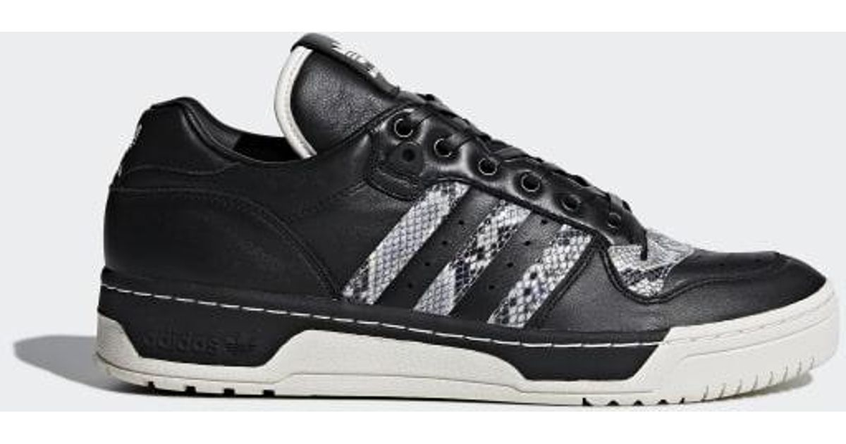 5b1ee0b4bbec3 Lyst - adidas Ua sons Rivalry Lo Shoes in Black for Men