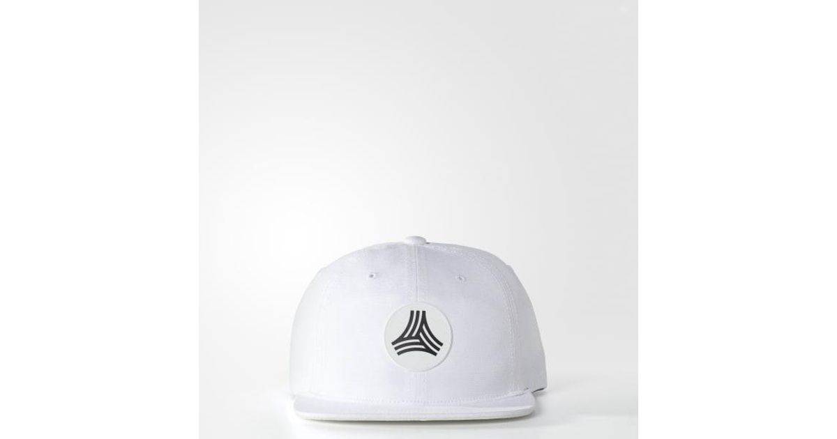 fd251abc9c55a Lyst - adidas Tango Decon Hat in White for Men