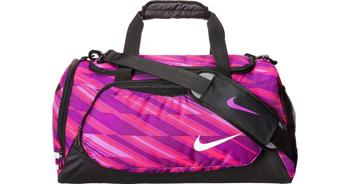 Nike Purple Young Athletes Team Training Small Duffel