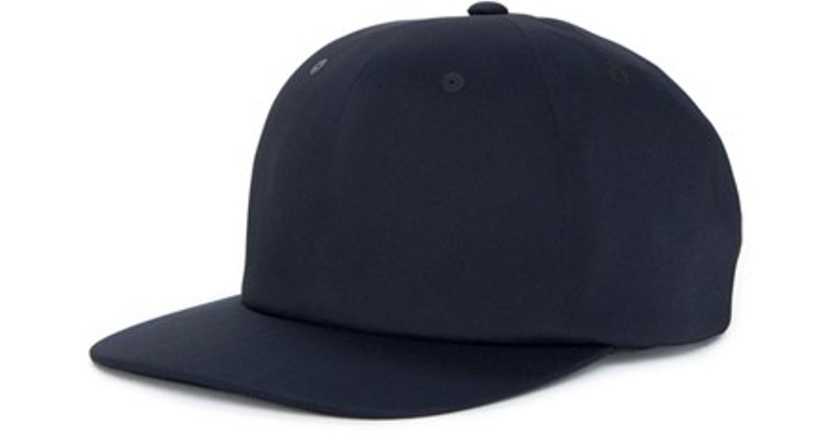 51f0307d186 Lyst - Herschel Supply Co.  albert - Seamless  Baseball Cap in Black for Men