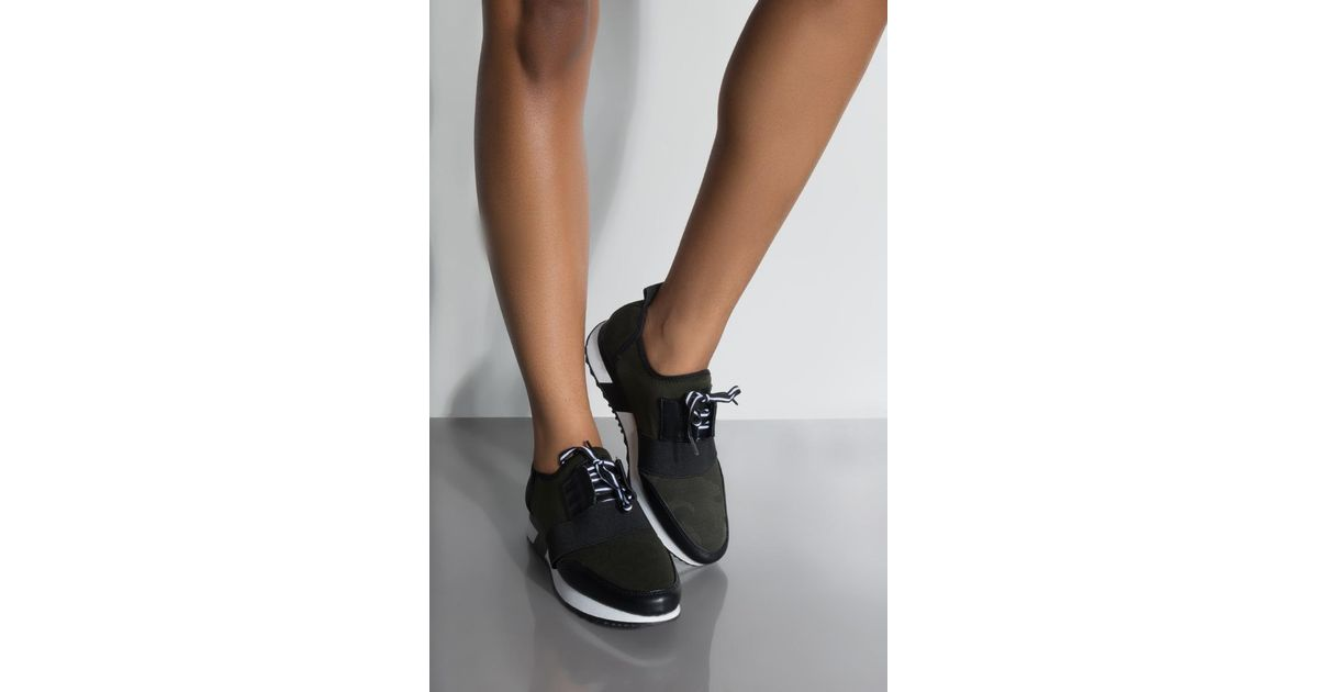 8f2bc910d70 Steve Madden Black Athleisure Sneakers