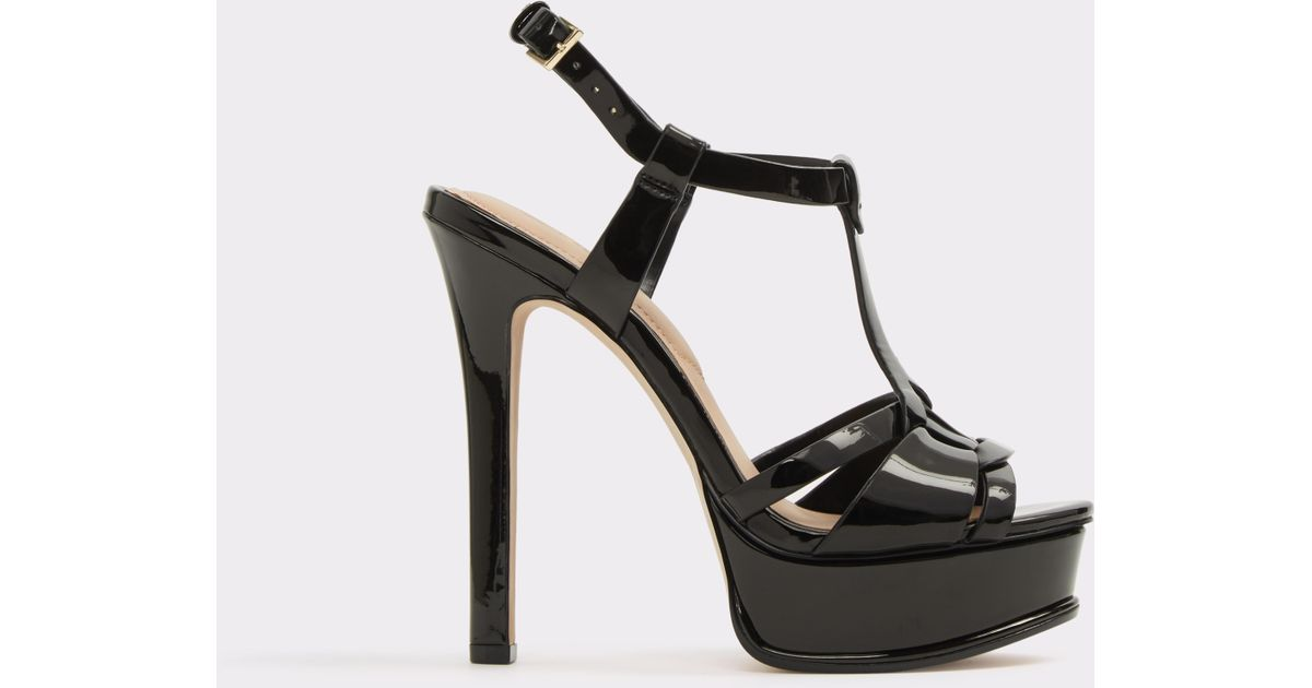 Aldo Chelly Shoes Black