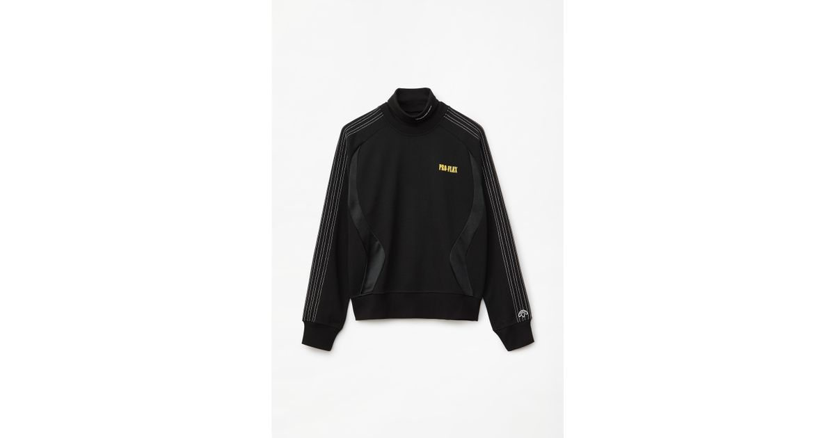 720d2be6580 Alexander Wang Adidas Originals By Aw Wangbody Sweatshirt in Black for Men  - Lyst