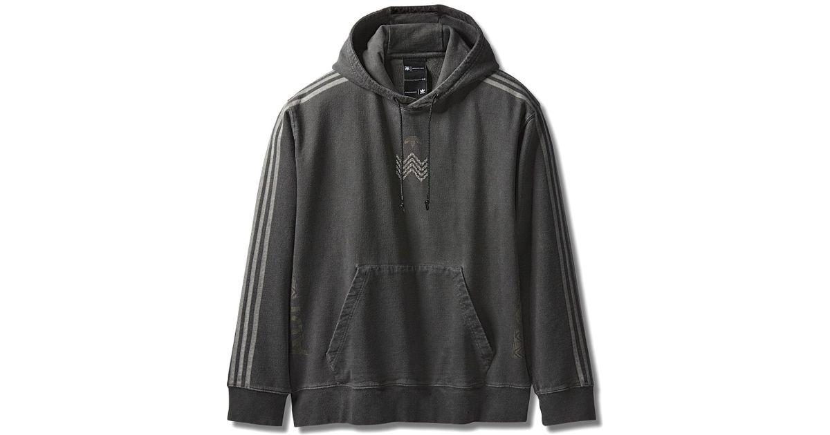 Black For Wang Alexander Originals Bleach Men Aw By Hoodie Adidas wv0Om8nN