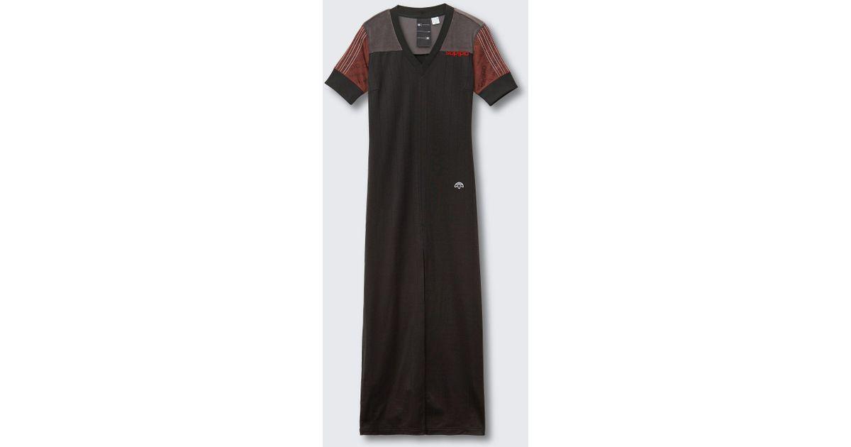 3ba0bca8781 Alexander Wang Adidas Originals By Aw Disjoin Dress in Black - Save 41% -  Lyst
