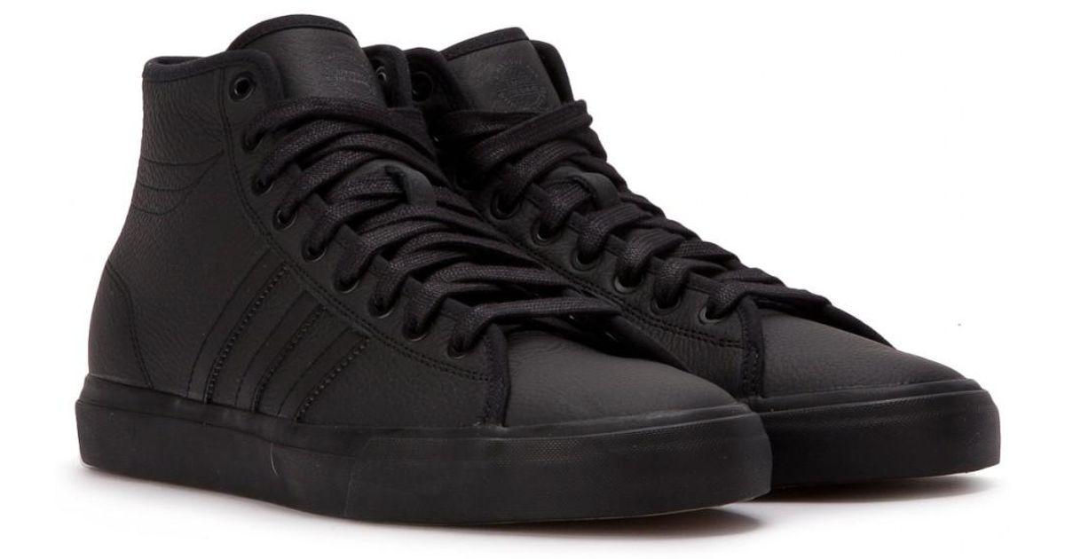 adidas Leather Matchcourt High Rx2