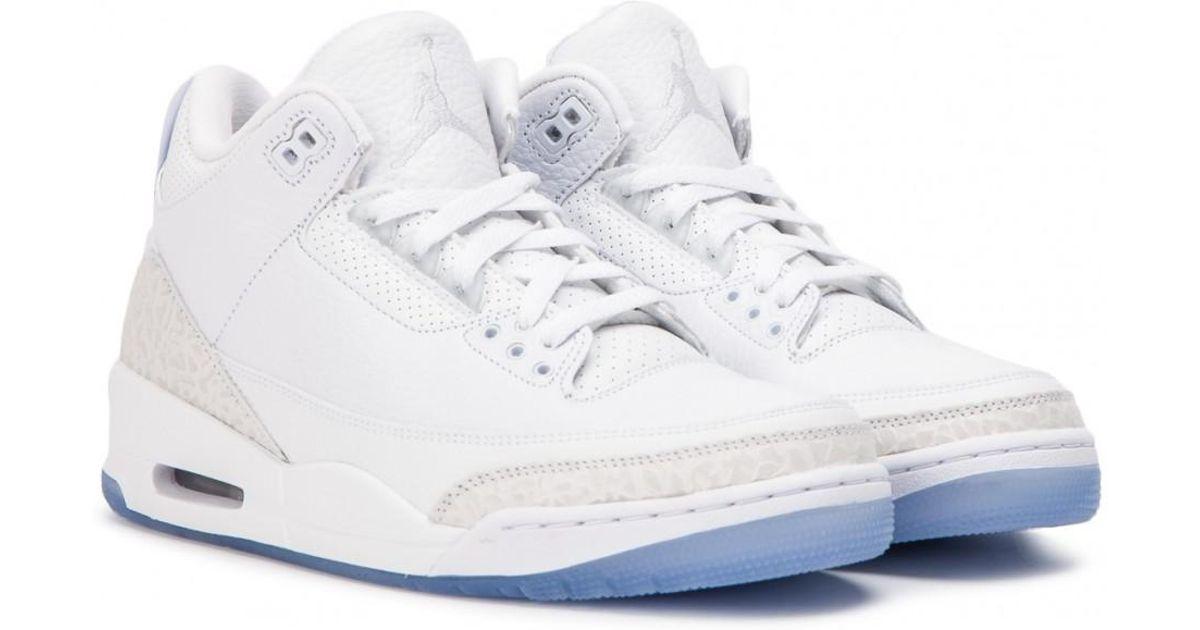 74b8a237d12 Nike Air Jordan 3 Retro Triple White for men