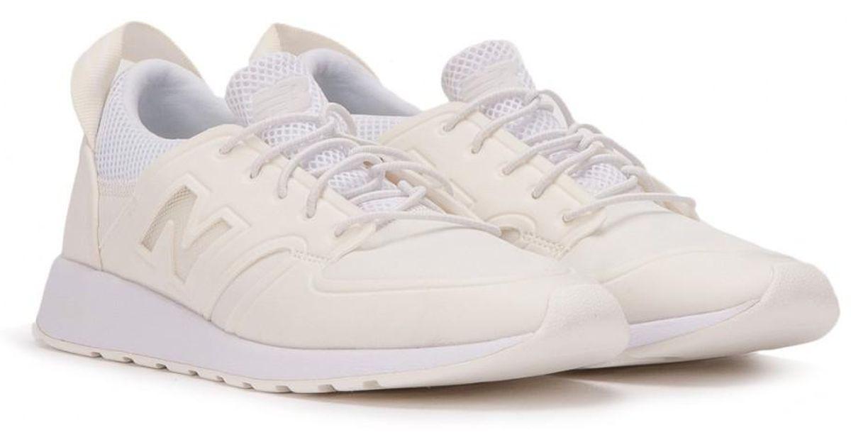 Sneakers NEW BALANCE Rot Textil Damen Schuhe New Balance Spring Summer DHOPNOOGK