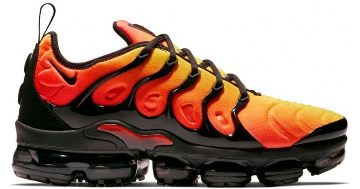 Nike Black Nike Air Vapormax Plus