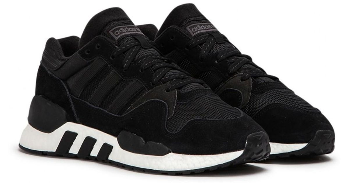 on sale 9a65c 52bdc Adidas Black Zx 930 X Eqt for men