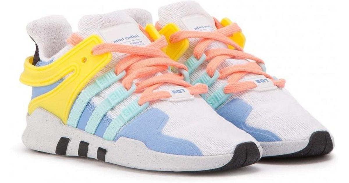Adidas Originals X Mini Rodini : BlueBlack Shoes | Sale up