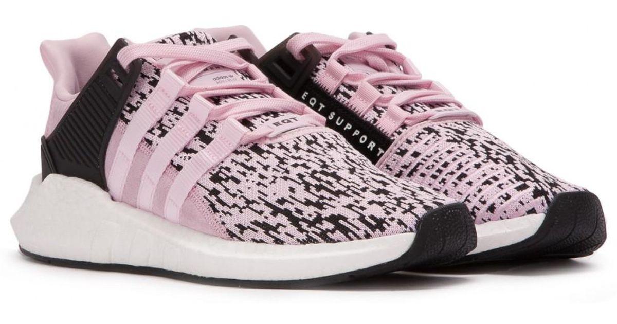 Adidas Black Eqt Support 9317 Boost