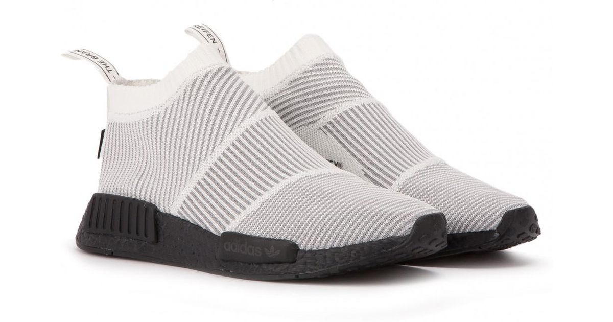 lowest price b5927 f6dc2 Adidas White Nmd_cs1 City Sock Gtx Gore Tex Pk for men