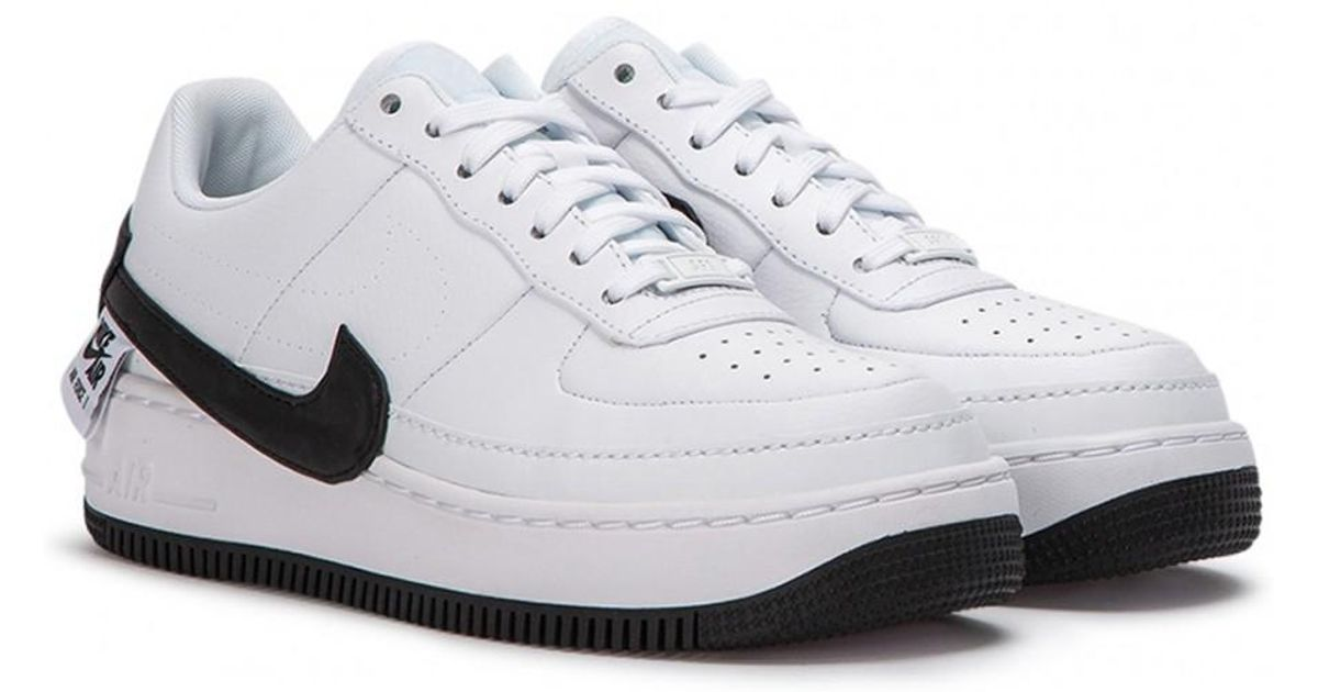 Nike Air Force 1 Jester Xx Leather Trainers in White for Men - Save 10% -  Lyst 2613b8b07