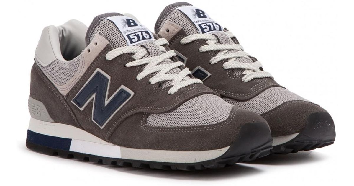 sneakers for cheap 7bbd9 a7ef1 New Balance Gray Om 576 OGG