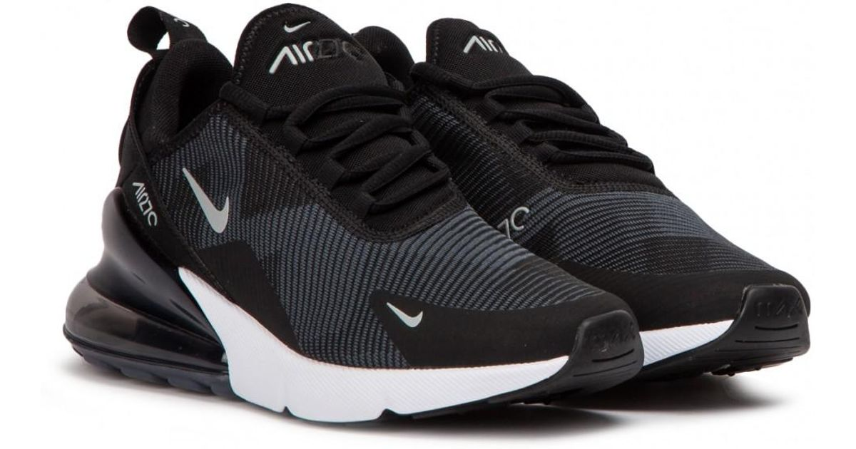 promo code c03d4 425b0 Nike Brown Nike Air Max 270 Knit Jacquard Gs for men
