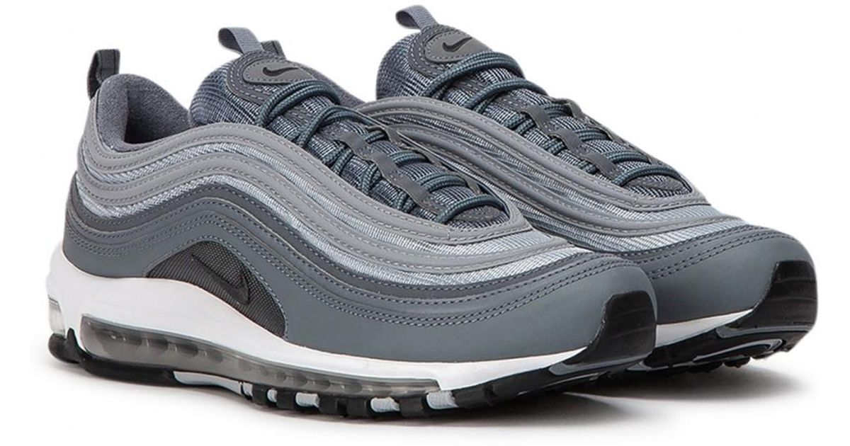 Best Nike Air Max 97 Premium Wolf Grey Shoes Outlet