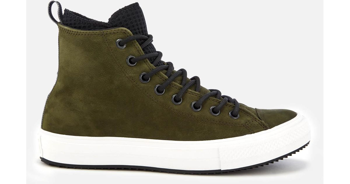 1aee0c268a33f Converse Green Chuck Taylor All Star Waterproof Boots for men