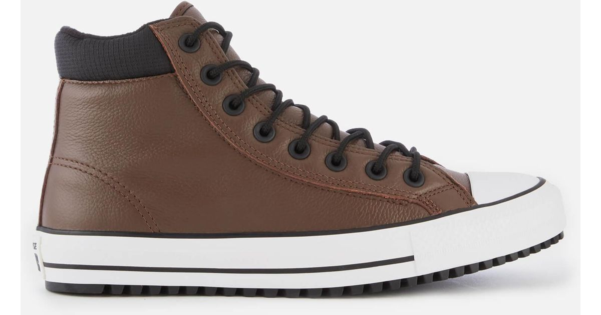 26f9d398c5df Lyst - Converse Chuck Taylor All Star Pc Hi-top Boots in Brown for Men