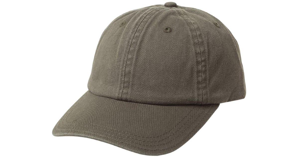 2a3344b2 Alternative Apparel Green Dad Cap