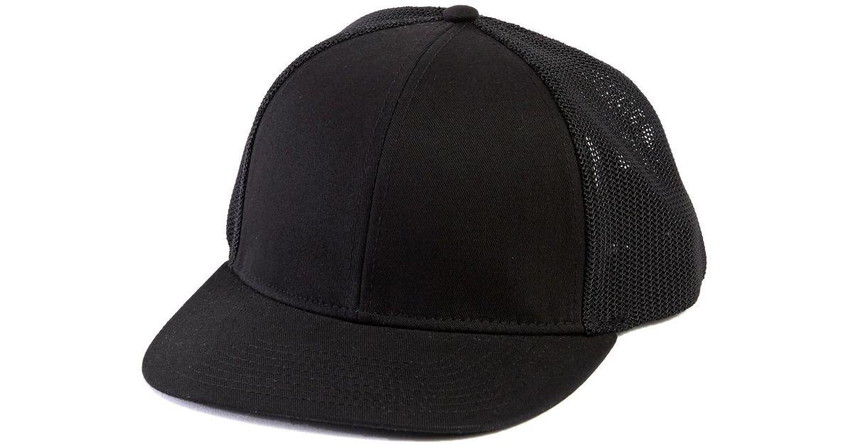 Lyst - Alternative Apparel The Sammy Ball Cap in Black for Men 8c3125f7612