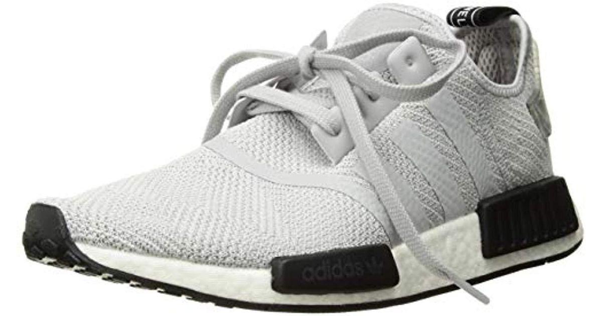 Adidas Originals Gray Nmd_r1, Greyblack, 7 M Us for men