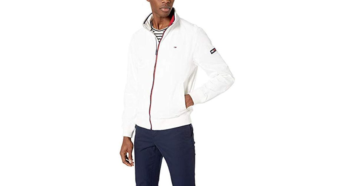 Tommy Jeans Tjm Essential Casual Bomber Uomo