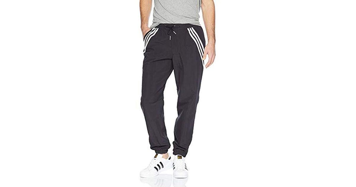 b31a66d606bf Lyst - adidas Originals Skateboarding Workshop Pants in Black for Men