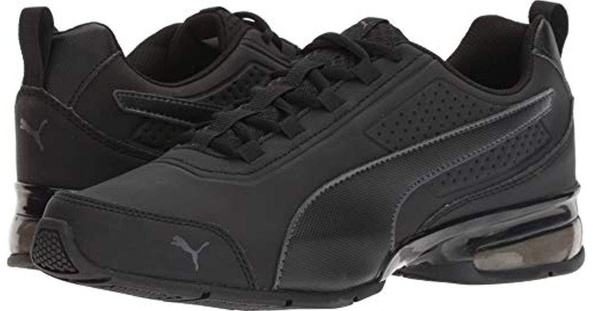 PUMA Black Leader Vt Buck Sneaker for men
