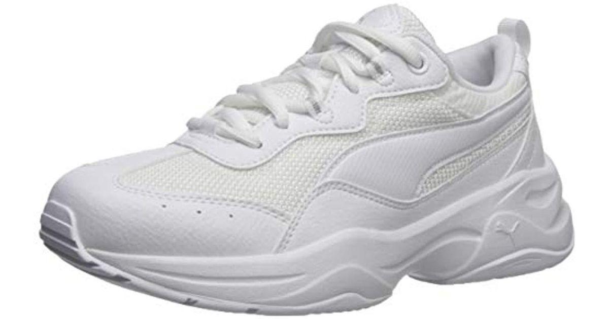 Cilia Sneaker White-gray Violet Silver