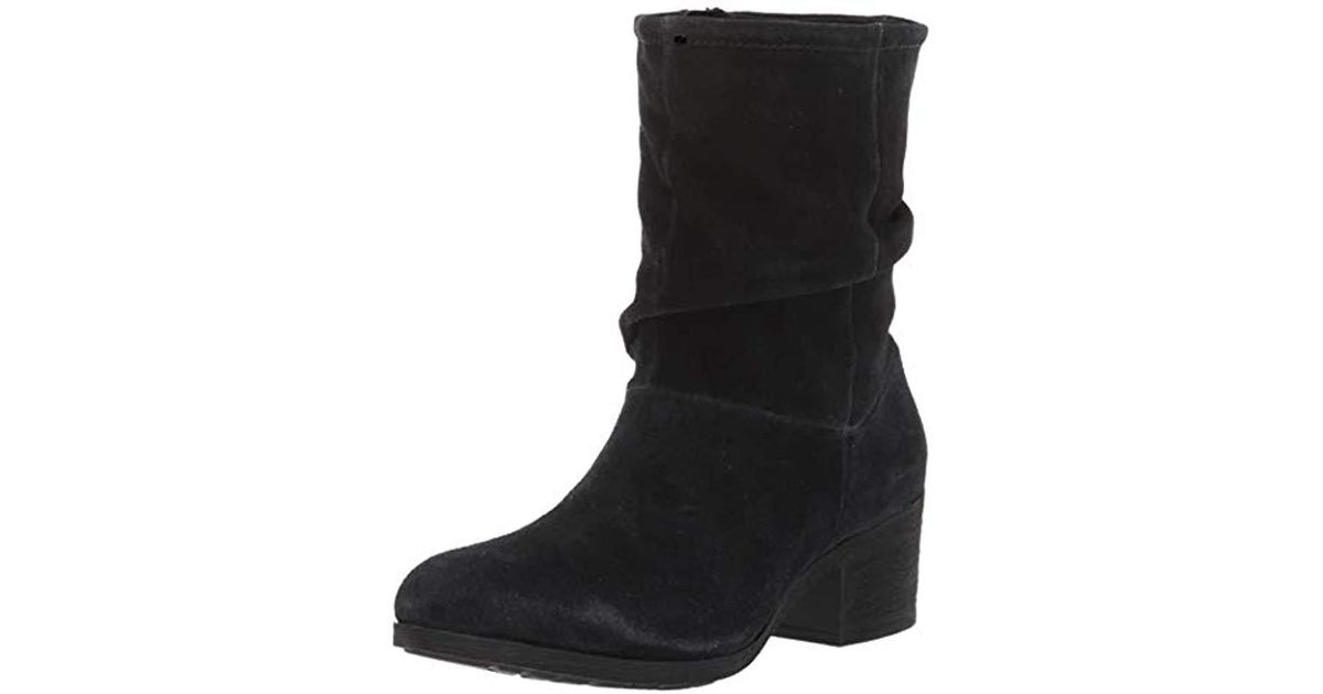 Rockport Womens Danii Slouch Ankle Boot