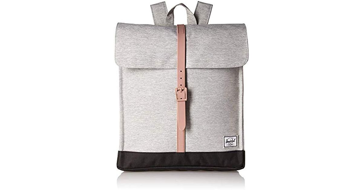2fa1270a564 Lyst - Herschel Supply Co. City Mid-volume Backpack