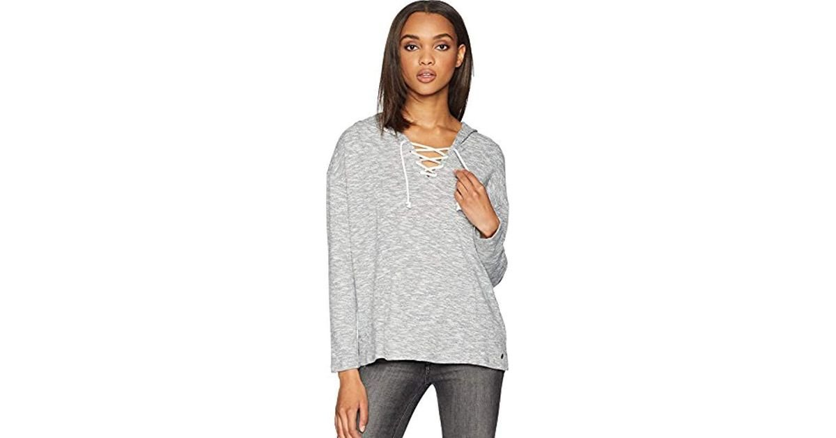 Roxy Womens Discovery Arcade Pullover Sweater