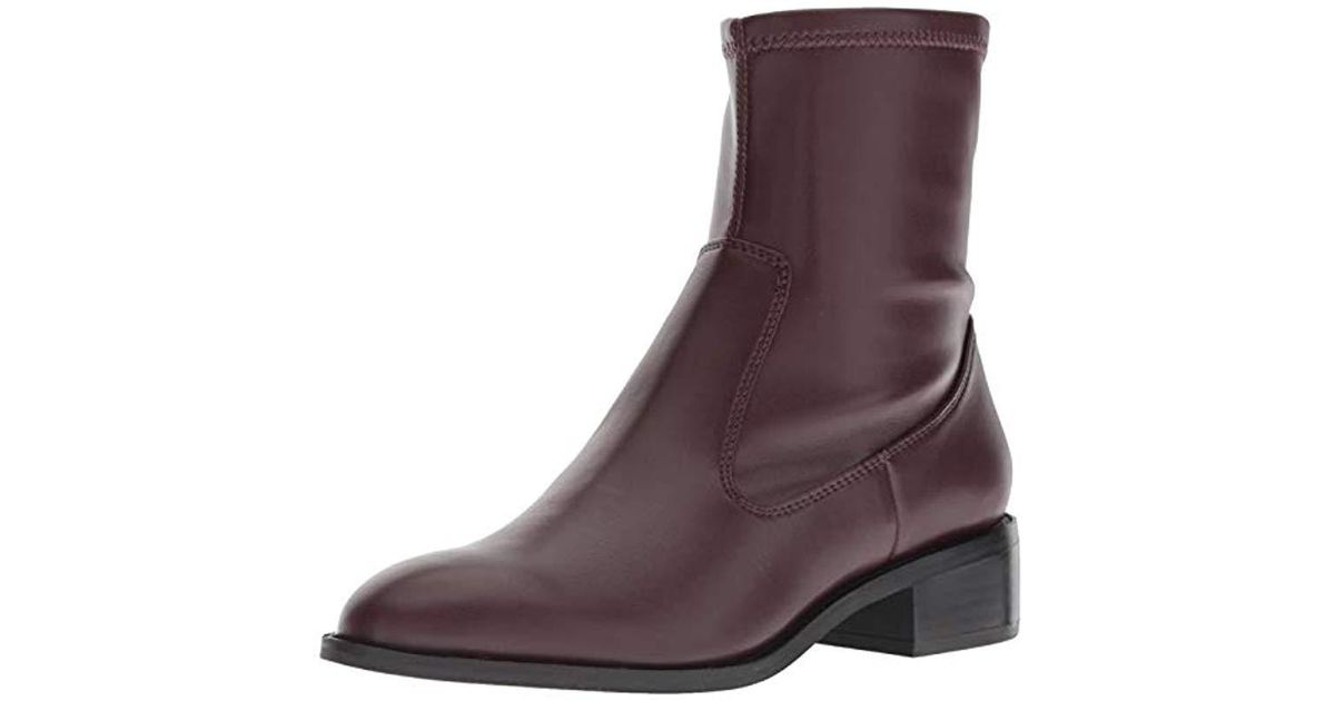 Franco Sarto Bex Ankle Boot - Lyst