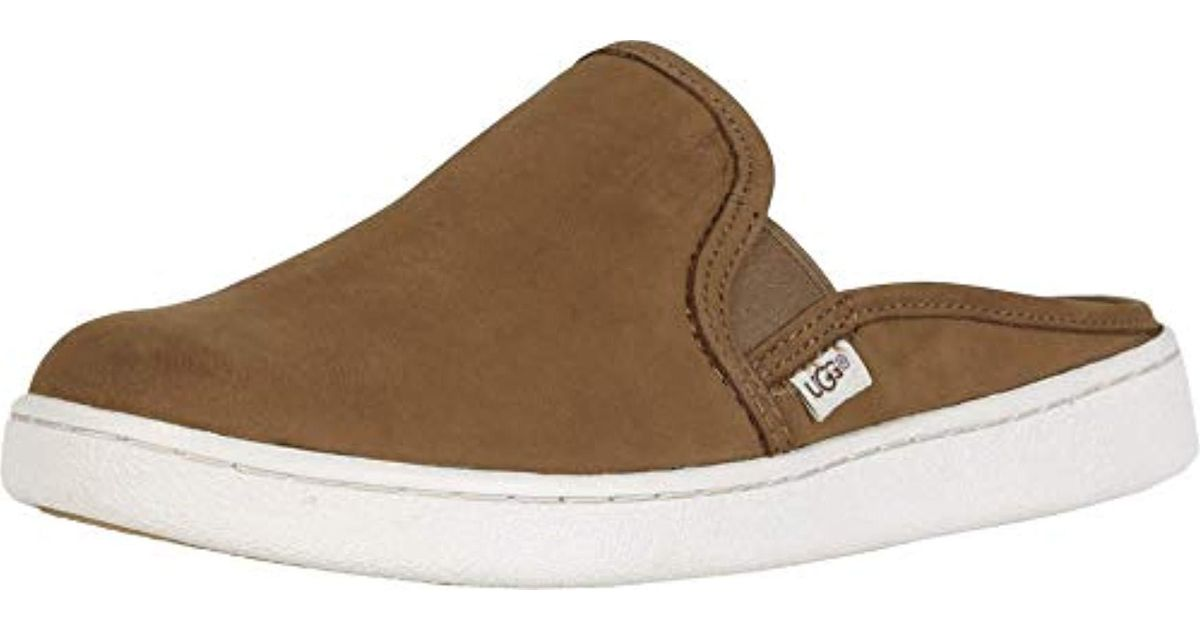 UGG Rubber Gene Sneaker in Chestnut