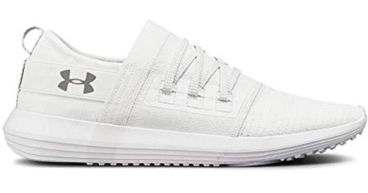Under Armour Adapt Sneaker in White