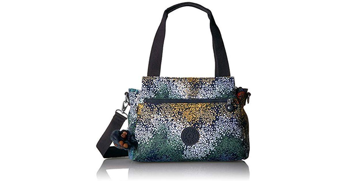 5670f68e9b Lyst - Kipling Elysia Solid Convertible Crossbody Bag