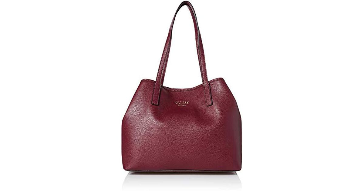 c389729ee5e4 Lyst - Guess Vikky Classic Tote Vikky Classic Tote